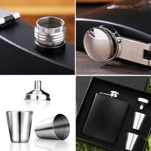 Load image into Gallery viewer, Personalised Hip Flask Wedding Gifts - EDSG