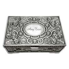 Load image into Gallery viewer, Personalised Jewellery Box Gift for Her Girl