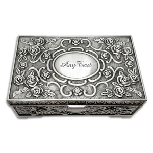 Personalised Jewellery Box Gift for Her Girl
