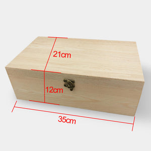 Personalised Wooden Christmas Eve Box - EDSG