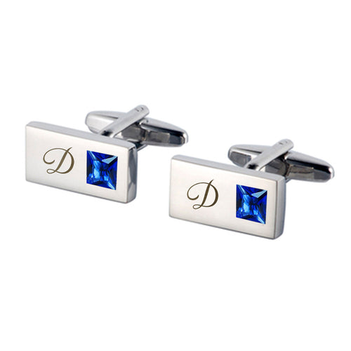 Personalised Engraved Cufflinks - EDSG