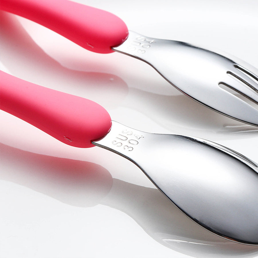 Personalised Kids Cutlery / Toddler Utensils / Flatware - EDSG