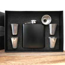 Load image into Gallery viewer, Personalised Hip Flask - Wedding gift your text - EDSG