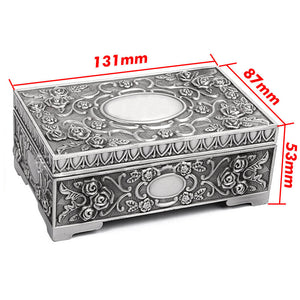 Personalised Engraved Jewellery Box - EDSG