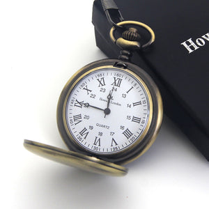 Personalised Engraved Pocket Watch Love Gift - EDSG