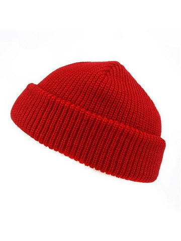 PMS Hats Red / one size Christmas warm knit the Christmas hat