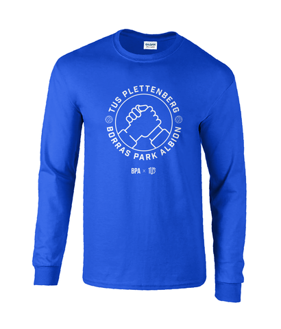 BPA x Plettenberg Long Sleeve T-shirt - Mens