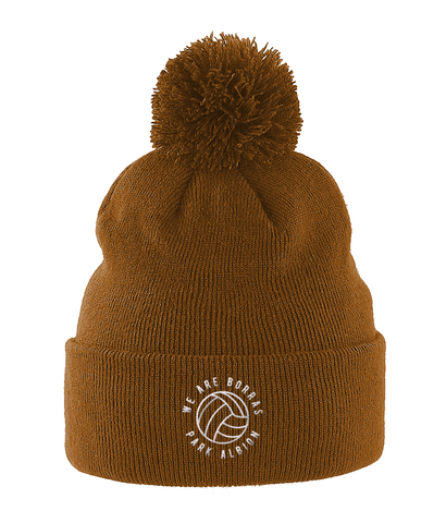 We Are BPA Pom Pom Beanie