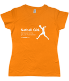 MNC Netball Girl T-shirt