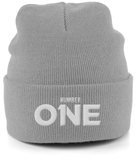 NUMBER ONE Cuffed Beanie