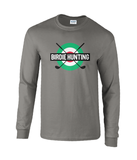Birdie Hunting Long Sleeve T-shirt - Mens