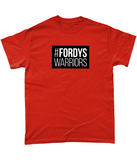 #FORDYSWARRIORS T-shirt - Mens