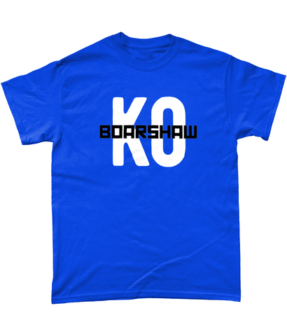 BOARSHAW KO T-shirt - Mens