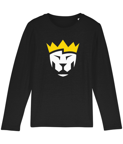 Lion Long Sleeve Tee - Kids