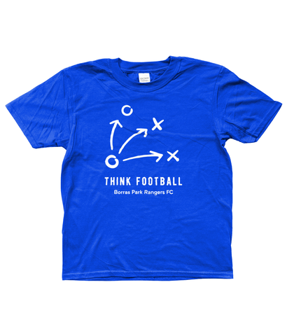 Think Football T-shirt - Kids