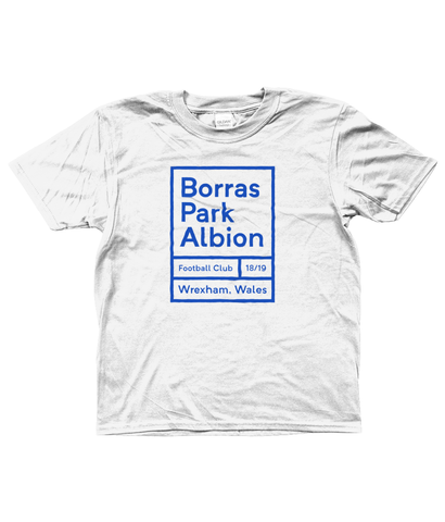 BPA 18/19 T-shirt - Kids