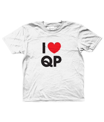'I LOVE QP' T-shirt - Kids