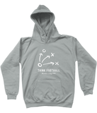 Think Football Hoody - Kids