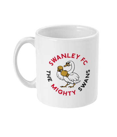 The Mighty Swans Mug