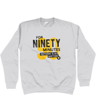 90 Mins sweatshirt - Mens
