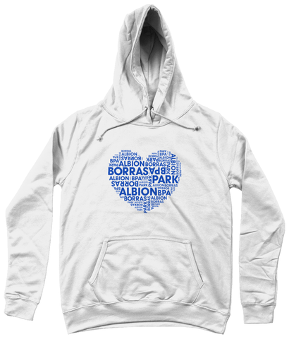BPA Heart Hoody - Ladies