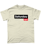 Saturday 3pm Tee - Mens