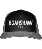 BOARSHAW ABC Snapback Cap