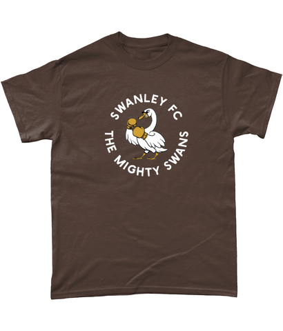 The Mighty Swans T-shirt - Mens