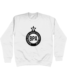 BPA Distressed Emblem Sweatshirt - Kids