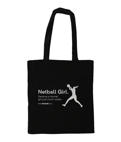 MNC Netball Girl Tote Bag