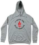 'Never Forgotten' Hoody - Ladies