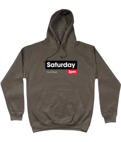 Saturday 3pm Hoody - Mens