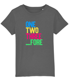 123FORE T-shirt - Kids