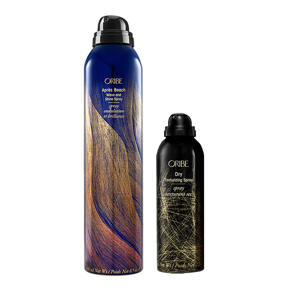 Oribe. Duo spray arprès beach+ spray texturisant (essentiels été)