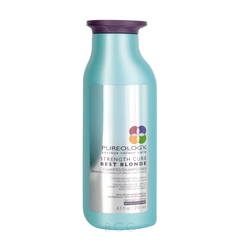 Pureology. Shampoing Strenght Cure Best Blonde (mauve) - 250ml