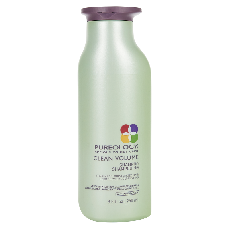 Pureology. Shampoing Clean Volume - 250 ml