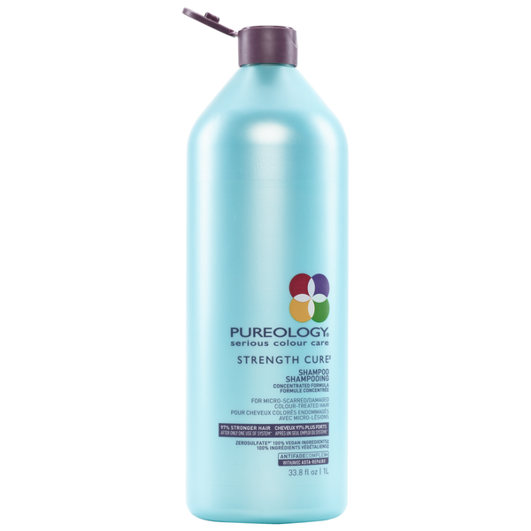 Pureology. Shampoing Strenght Cure - 1000 ml