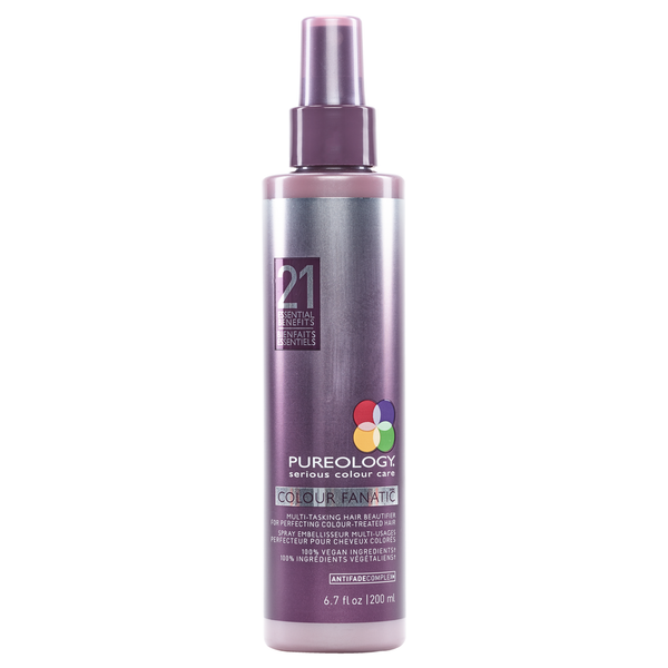 Pureology. Spray Sans-Rinçage 21 en 1 Color Fanatic - 200 & 400 ml