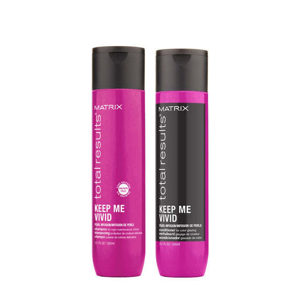 Matrix Total Result. Shampoing et revitalisant-Duo 300ml