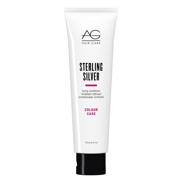 AG. Colour Care Revitalisant Atténuant Sterling Silver - 178 ml - Concept C. Shop