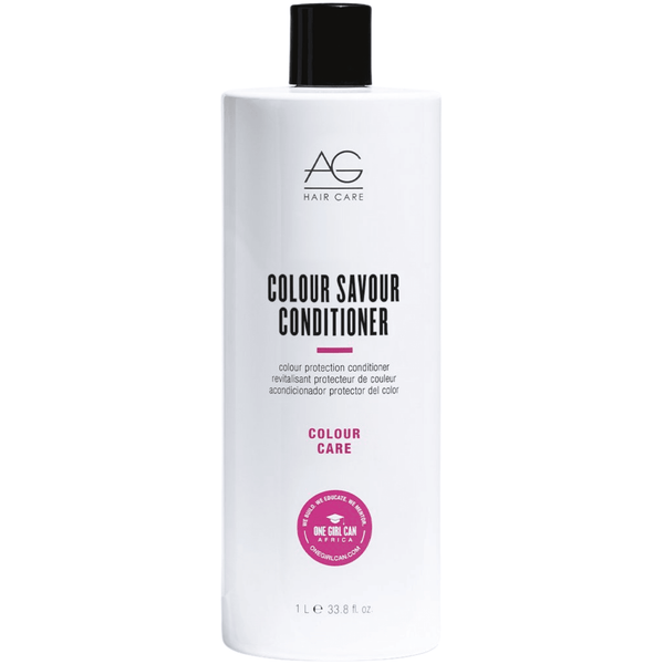 AG. Colour Care Revitalisant Protecteur de Couleur Colour Savour - 1000 ml - Concept C. Shop