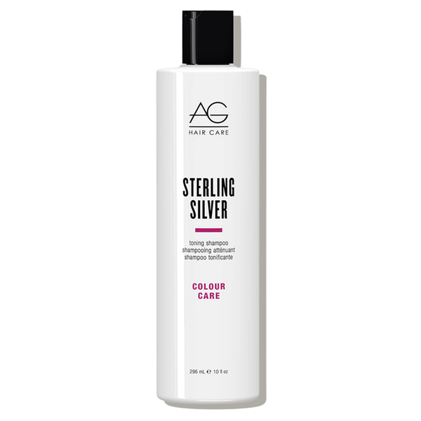 AG. Colour Care Shampoing Atténuant Sterling Silver - 296 ml - Concept C. Shop