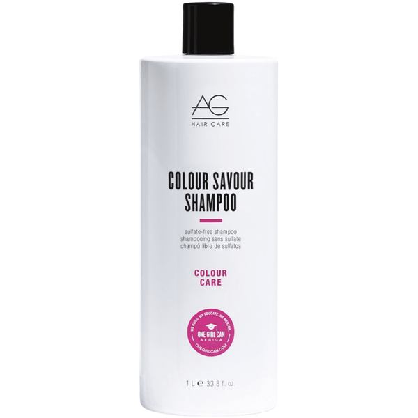 AG. Colour Care Shampoing Sans Sulfate Colour Savour - 1000 ml - Concept C. Shop
