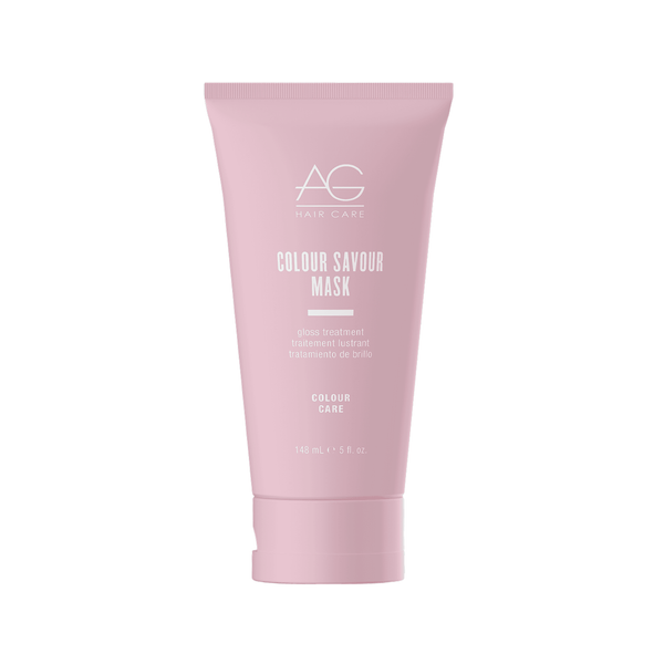 AG. Colour Care Traitement Lustrant Colour Savour Mask - 148 ml - Concept C. Shop
