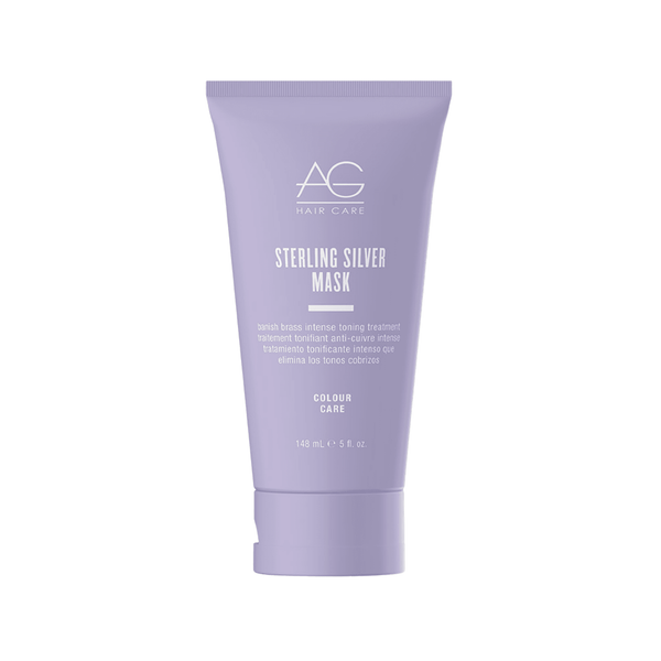 AG. Colour Care Traitement Tonifiant Intense Sterling Silver Mask - 148 ml - Concept C. Shop