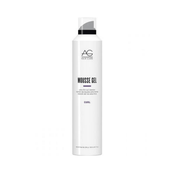 AG. Mousse Gel Curl Maintien Extra-Ferme - 300ml - Concept C. Shop