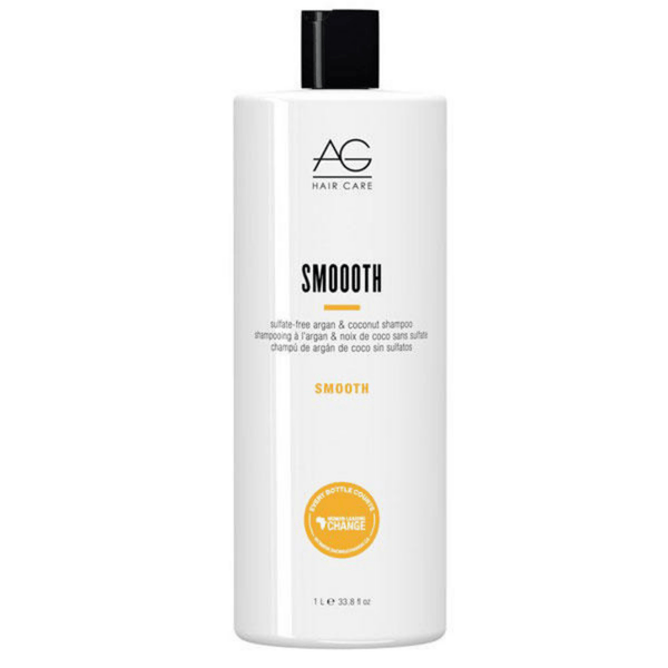 AG. shampoing à l'argan smooth - 1000ml - Concept C. Shop