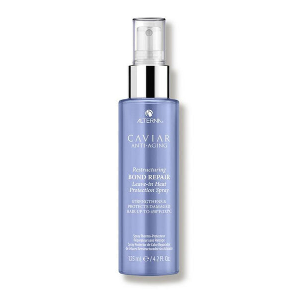 Alterna Haircare. Caviar Anti-Aging Spray Thermoprotecteur Sans Rinçage Restructurant Réparateur de Pont- 125 ml - Concept C. Shop