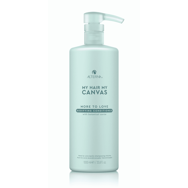 Alterna. My Hair My Canvas Revitalisant Volume More To Love - 1000 ml - Concept C. Shop