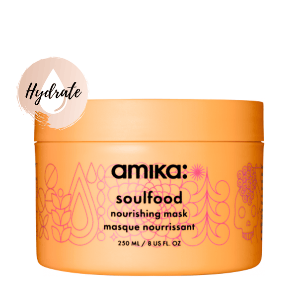 Amika. Masque nourrissant Soulfood - 250 ml - Concept C. Shop